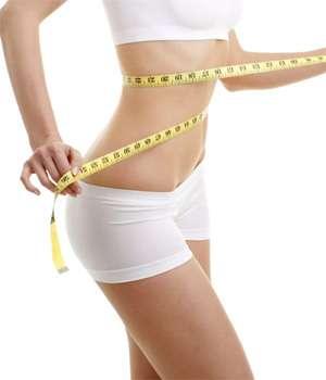 Женщина после применения dietbalance