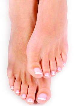 Ноги после применения Номидола