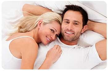 Пара после применения препарата Спартаген для мужчин