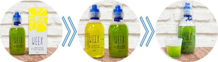 Инструкция по применению коктейля Weex