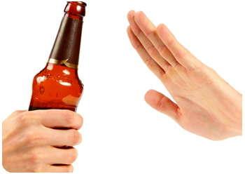 Отказ от алкоголя с каплями Алкопрост