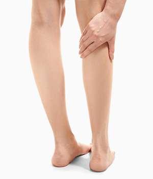 Ноги после применения таблеток Флеатон