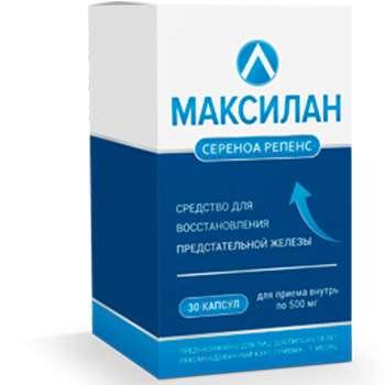 Препарат Максилан