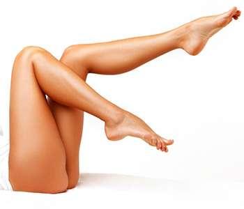 Ноги после применения Smart Skin