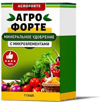 Агрофорте удобрение для дачи