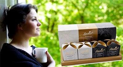 чайная коллекция sachel