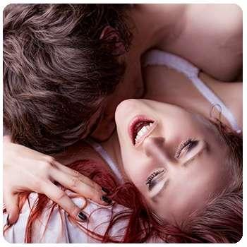 Мужчина и женщина наладили интимную жизнь с помощью геля Провокация