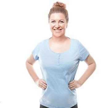 Девушка похудела с помощью препарата MBL 5