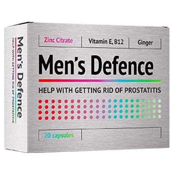 Капсулы Mens Defence