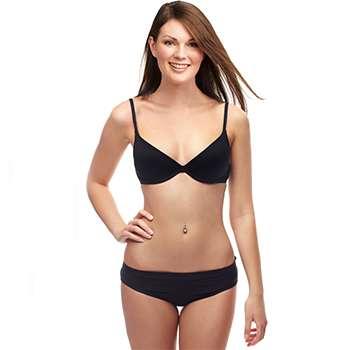 Женщина похудела с помощью средства Slimless