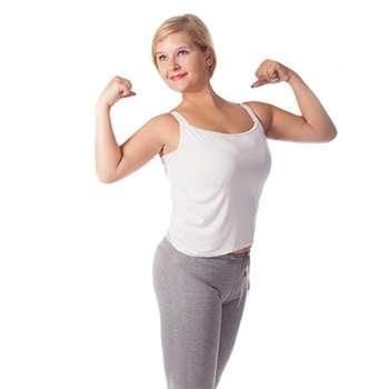 Женщина похудела с помощью препарата Биокомплекс для похудения