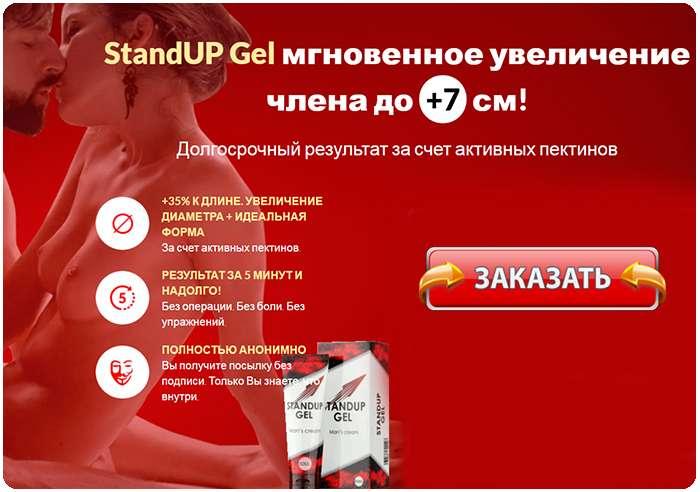 Stand Up Gel купить по выгодной цене