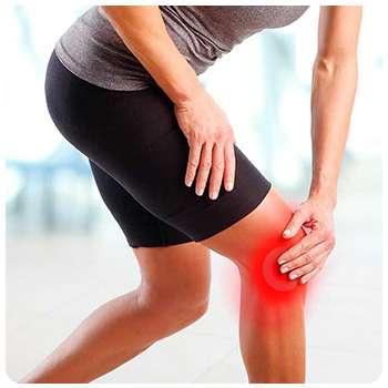 У женщины болят суставы до применения капсул Саблекс