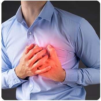 У мужчины гипертония до применения капель Cardiocidin.