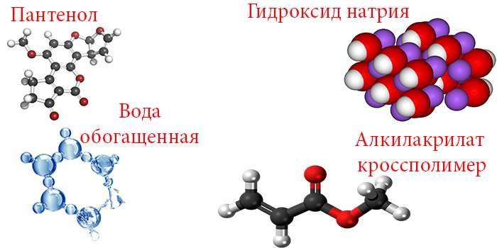 Состав геля Клареол