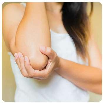 Женщина избавилась от псориаза с помощью препарата Псорифорт