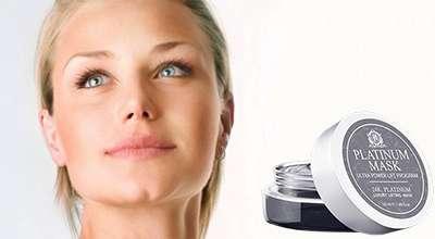 Маска Platinum Mask для лица.