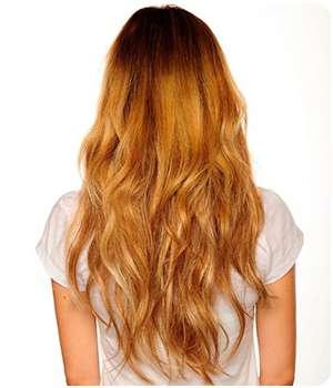 Женщина отрастила волосы благодаря средству Профолан.