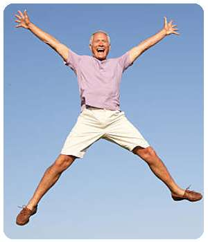 Мужчина избавился от болезни суставов благодаря гелю Диклен.