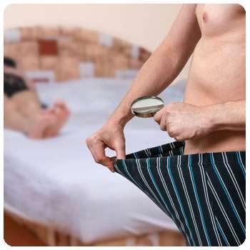 Проблемы с сексом до применения попперсов Hot Night.