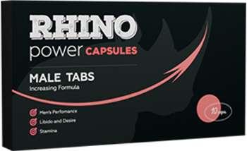 Капсулы Rhino.