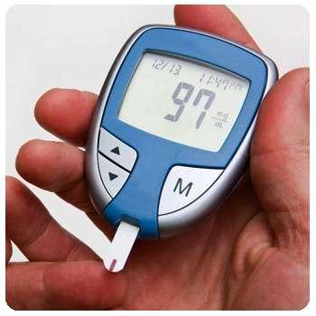 Показания глюкометра до применения лекарство Диафаст.