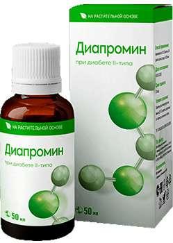 Лекарство Диапромин.