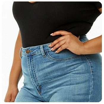 Лишний вес до применения таблеток RB Diet System.