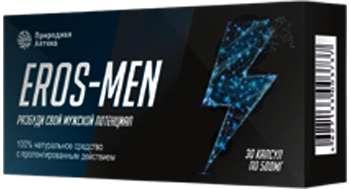 Капсулы Eros Men.