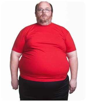 Избыточный вес до применения таблеток Орсофит.