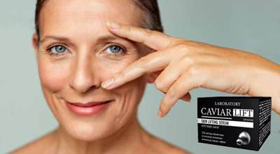 Крем Caviarlift от морщин.
