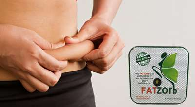 Капсулы Фатзорб для похудения.