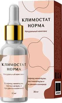 Препарат Климостат.