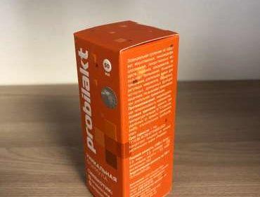 Вид сбоку коробки препарата Симбиотик пробилакт.