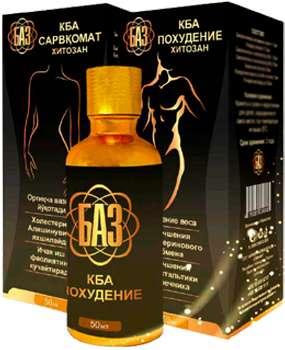 Препарат КБА Хитозан.