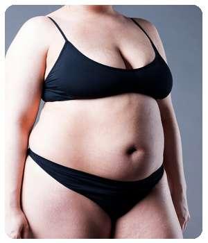 Избыточный вес до применения препарата Keto Genix.