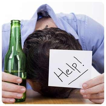 Алкоголизм до применения препарата Трезор.