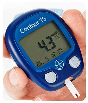 Благодаря препарату Диабетик Форте сахар пришел в норму.