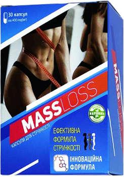 Капсулы Massloss.