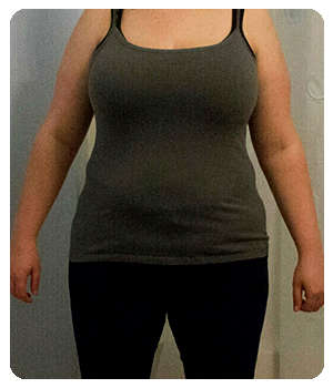 Благодаря препарату Slimagic вес существенно снизился.