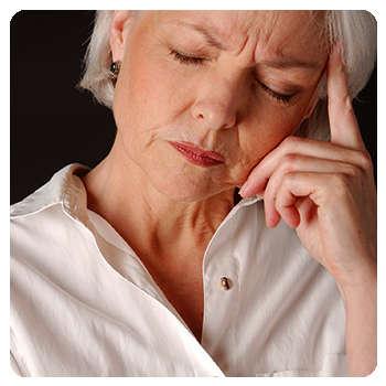 Плохое самочувствие до применения препарата Эстрофемин.