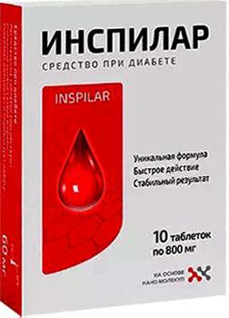 Лекарство Инспилар.